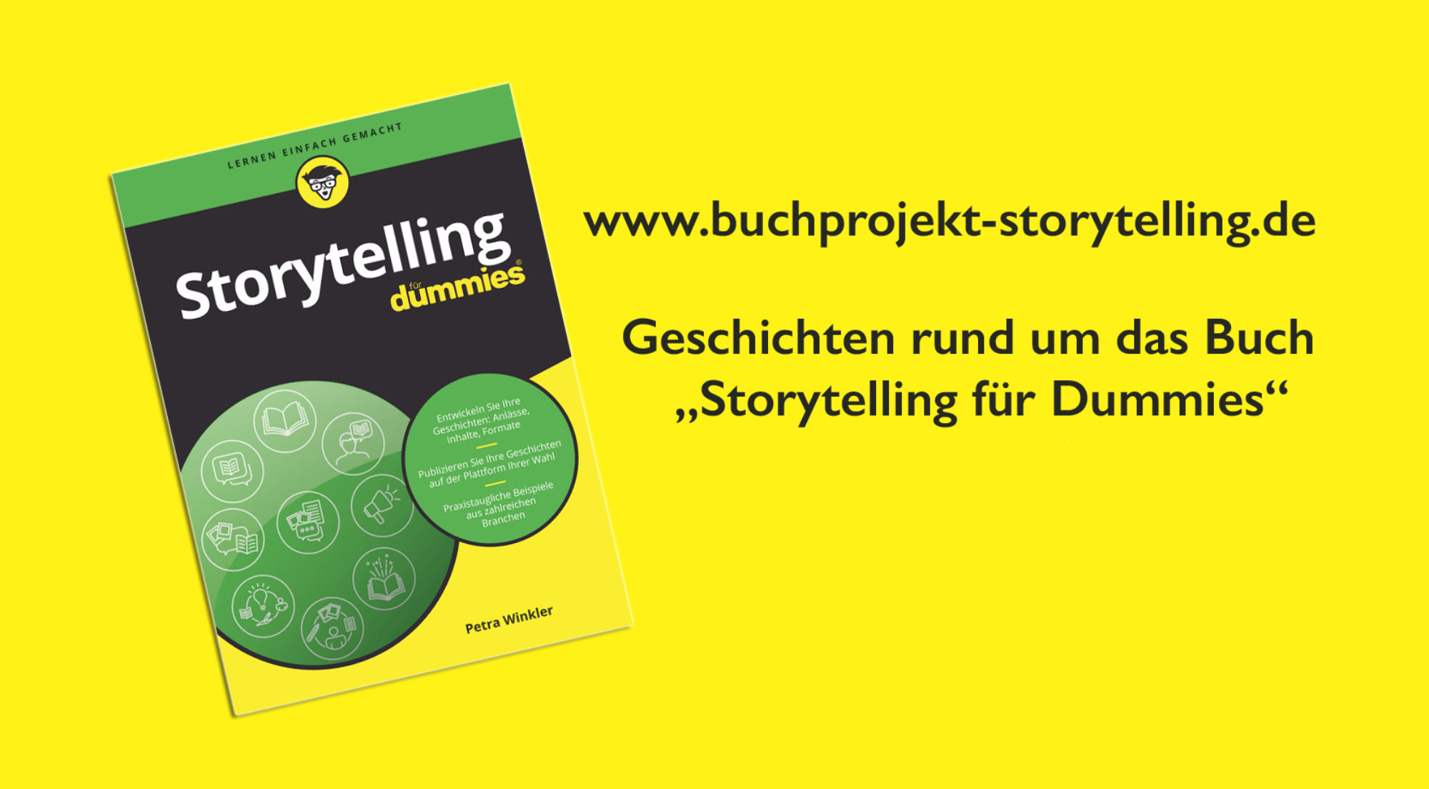 Das Storytelling-Buchprojekt